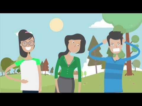 Cartoon Erklärfilm - Alternative zur Whiteboard Animation