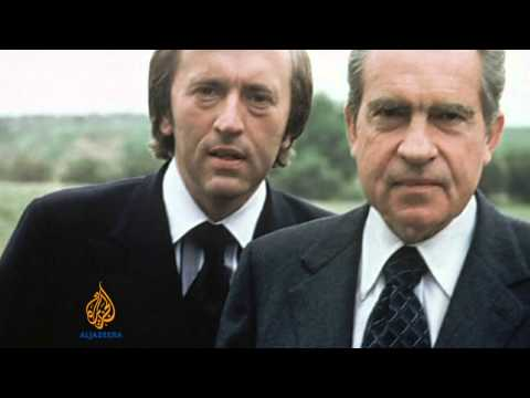 Remembering Sir David Frost