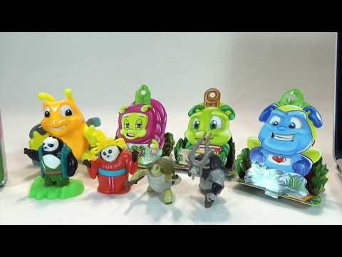 Видео: Киндер Сюрпризы Макси и Кунг-фу Панда. Kinder surprise Maxi