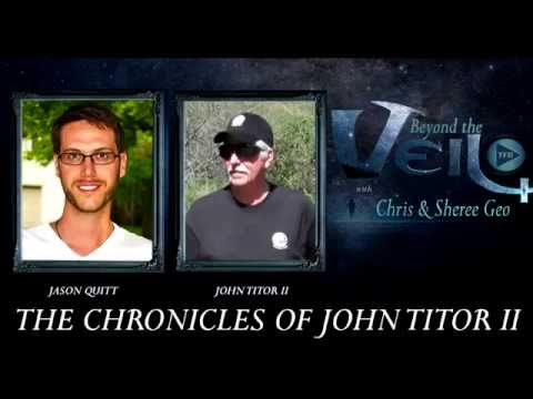 The John Titor Chronicles 2016 Time Travel Interview