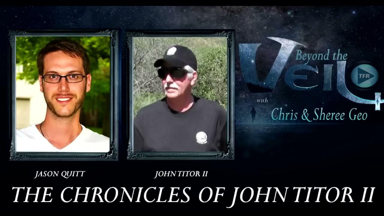 John Titor Book