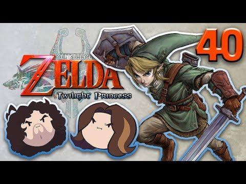 Zelda Twilight Princess - 40 - Spantzz: The Musical