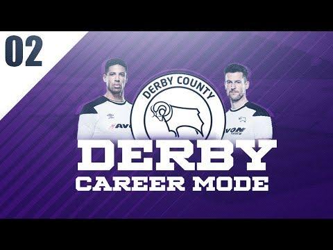 FIFA 18 Derby Career Mode S2 Ep2 - Premier League Football!