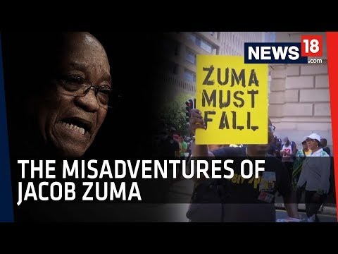 Jacob Zuma Resigns | The Allegations of Rape and Corruption that Defined His Term in Office | Orbis