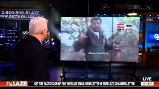 The Blaze -- Syrian Rebel Leader Eats Heart