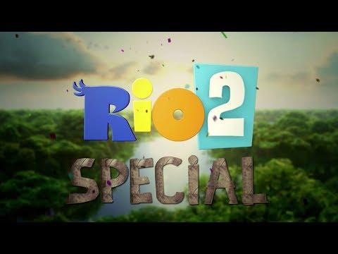Soundtrack RIO Beautiful Creatures 1 Hour Loop