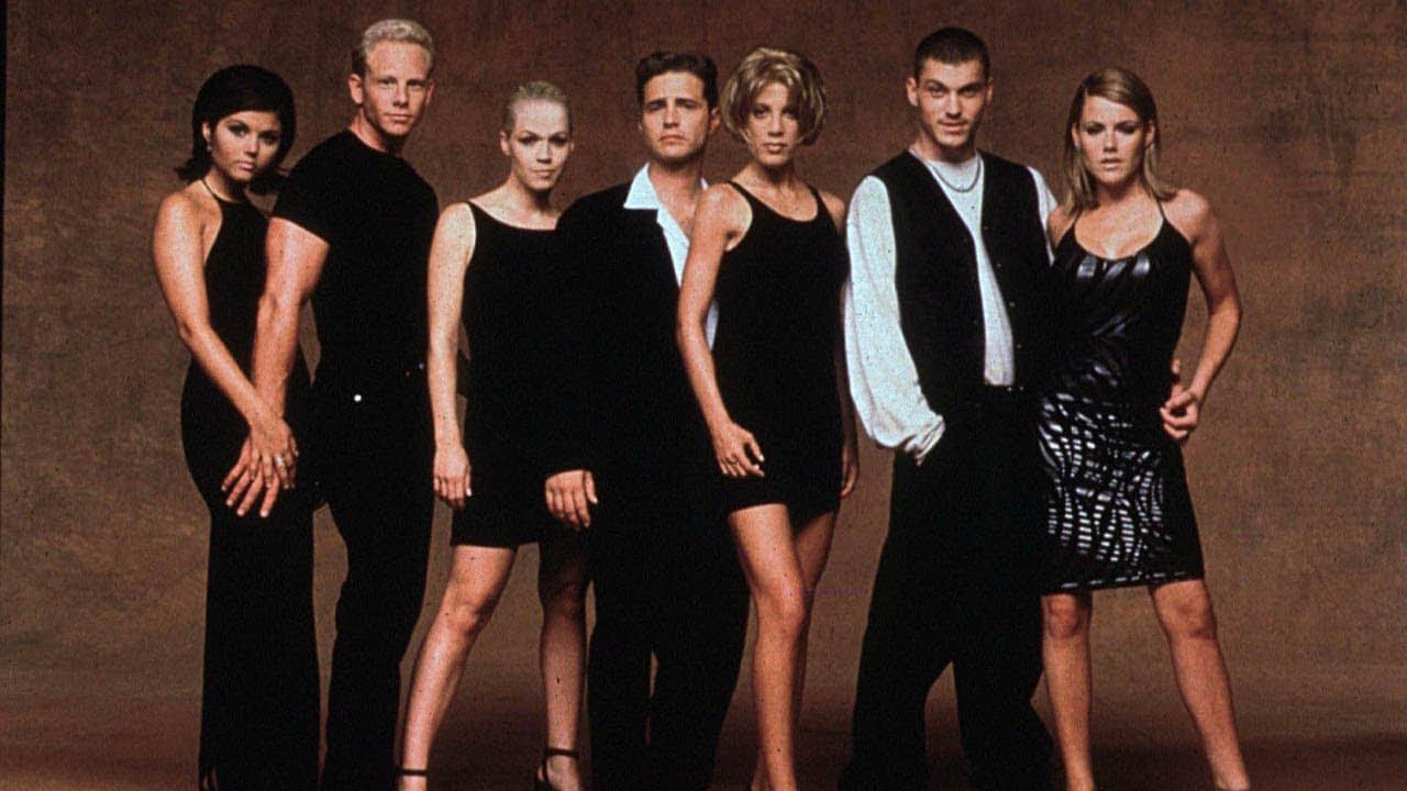 Beverly Hills 90210 Season 7 All Promos