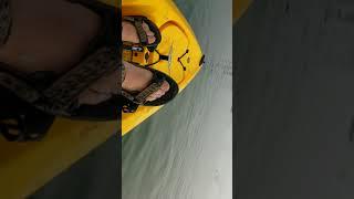 Ryan's 30-lbs Salmon Hobie Kayak