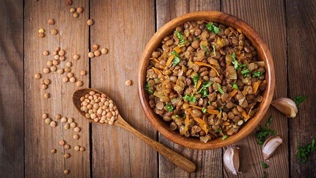 dieta lenticchia e risoterapia