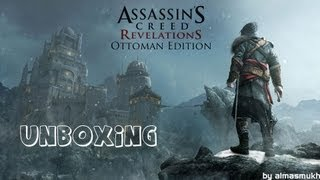 Assassin's Creed: Revelations Ottoman Edition Unboxing/Распаковка (by almasmukh) [RU](Unboxing (Распаковка) Assassin's Creed: Revelations Ottoman Edition от