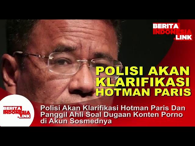 Polisi akan klarifikasi Hotman Paris,