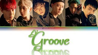 EXO (엑소) - 춤 (Groove) (HAN/ROM/INDO Color Coded Lyrics/가사)