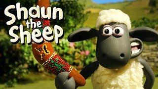 Kembali ke Pengirim [Return to Sender]   Shaun the Sheep   Full Episode   Funny Cartoons For Kids