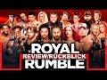 WWE Royal Rumble 2017 - PPV Review/Rückblick - ENTTÄUSCHT? (Deutsch/German)