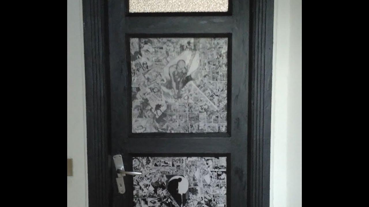 Door Decoration Come Sostituire Un Vetro Di Una Porta Senza