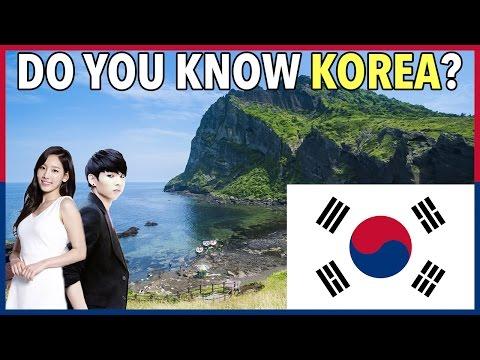 HOW WELL DO YOU KNOW KOREA? GAME SHOW QUIZ #3!