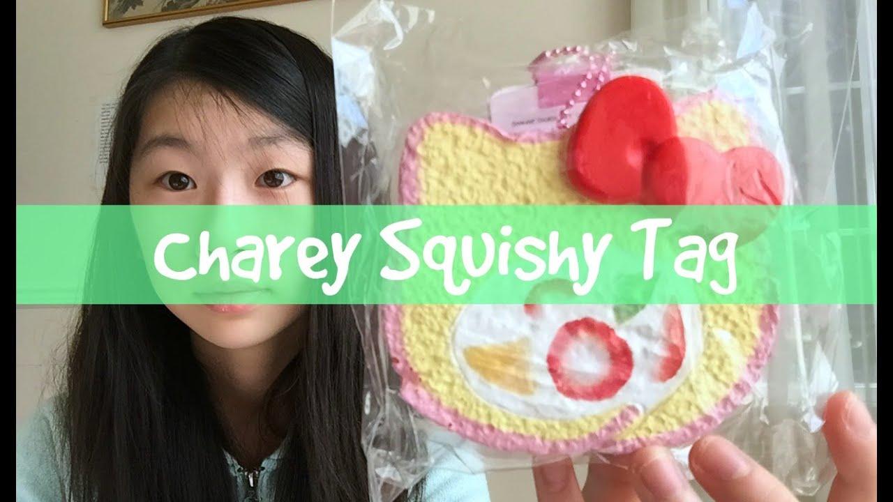 Squishy Tag Ketchupgiri : Charey Squishy Tag! - YouTube
