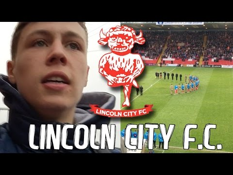 Lincoln City F.C. | Away Vlogs!