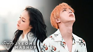 Gambar cover JIN & LEE HI - EPIPHANY X BREATHE (MASHUP)