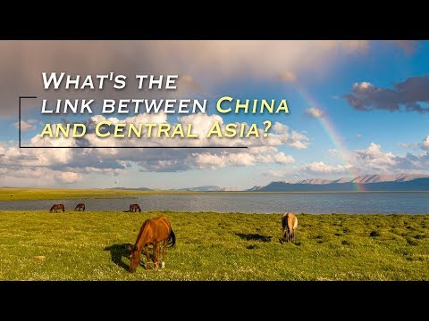 Live: What's the link between China and Central Asia? 了解突厥民族传统生活方式,寻找中国元素