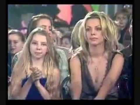 Виктор Салтыков Родная. В видео присутствуют Ирина и Алиса Салтыковы.(Музыкальный ринг).1999 г.