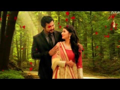 Bobby Simha | Reshmi Menon Wedding Motion Poster
