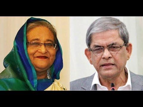 ভোট দিলেন শেখ হাসিনা-ফখরুল | ভোট দিয়ে যা বললেন তাঁরা | Sheikh Hasina | Mirza Fakhrul | Somoy TV
