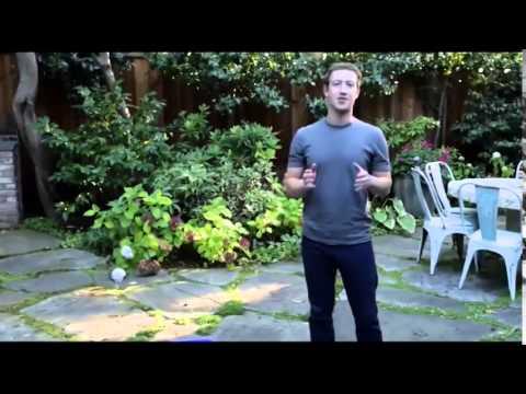 Mark Zuckerberg ALS Ice Bucket Challenge