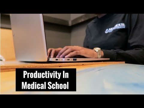 A PRODUCTIVE WEEKEND IN MEDICAL SCHOOL | White Coat Chronicles