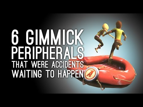 6 Gimmick Peripherals That Were Accidents Just Waiting to Happen