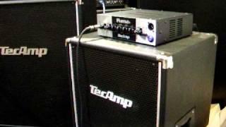 Blasius Bassguitar, Tecamp Puma 500