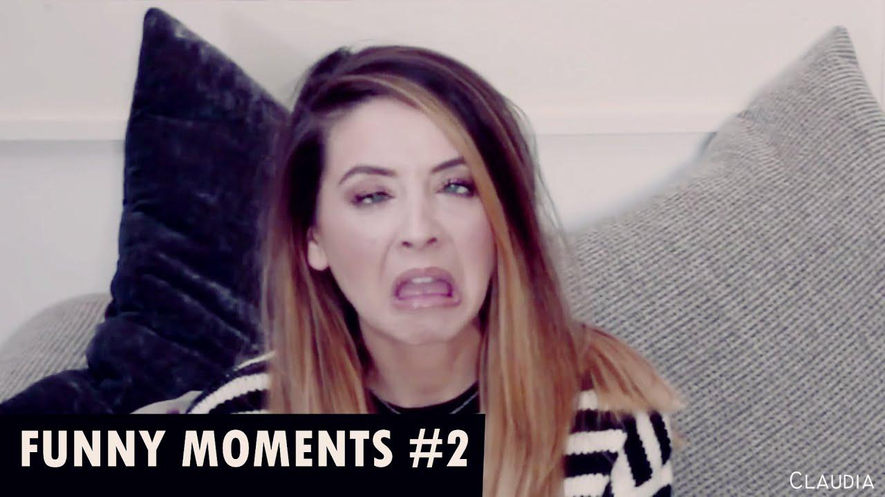 Zoella :: Funny moments #2 - YouTube