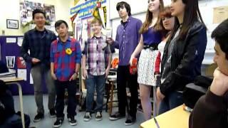 Hoover Choir- I Wanna Hold Your Hand