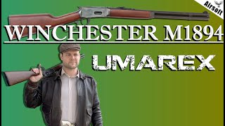 🔫🤠 Winchester 1894 UMAREX - REVIEW AIRSOFT