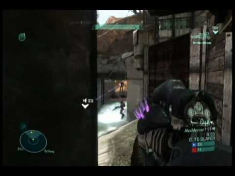HALO REACH BETA-1ST NIGHT W-COMMENTARY-SLAYER PRO-ALM1GHTY-GAME 7 from YouTube · Duration:  8 minutes 39 seconds