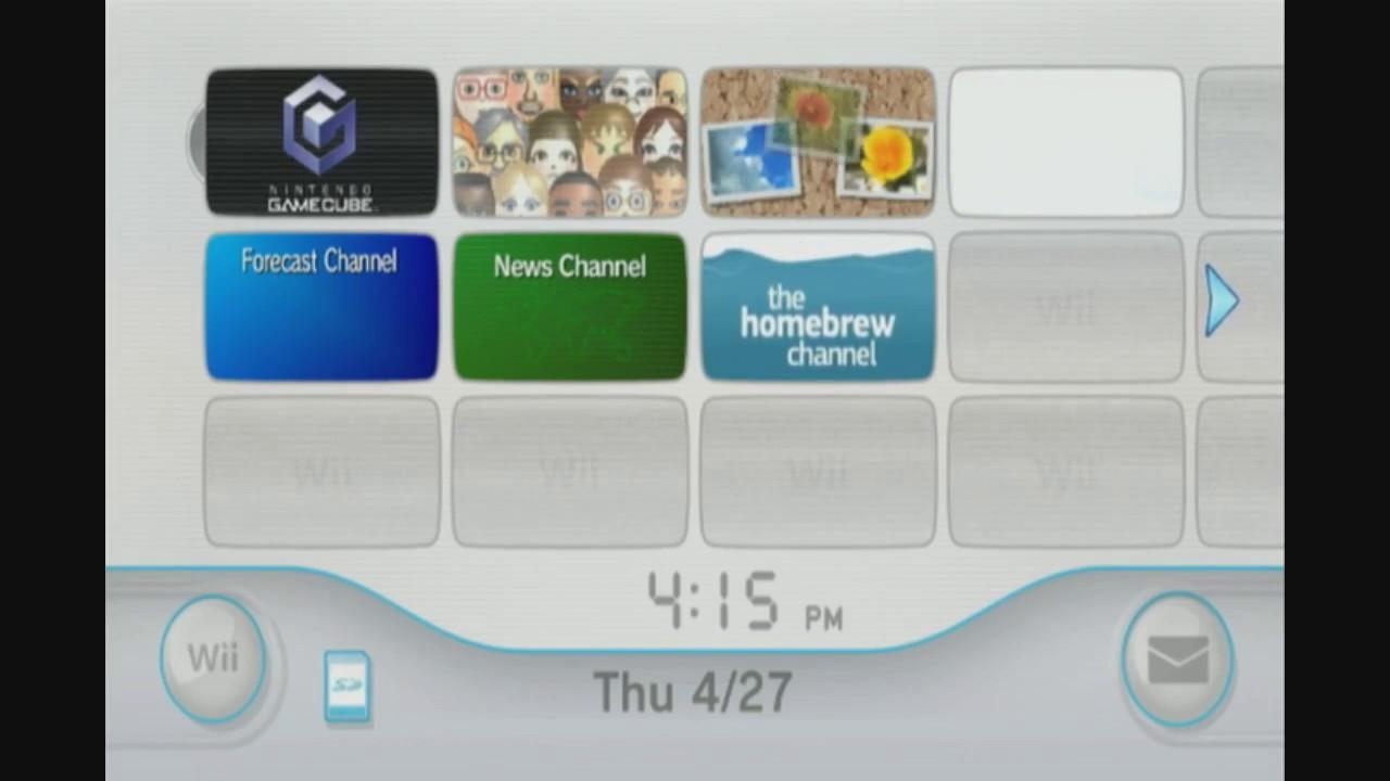 Wii Jailbreak Tutorial - YouTube