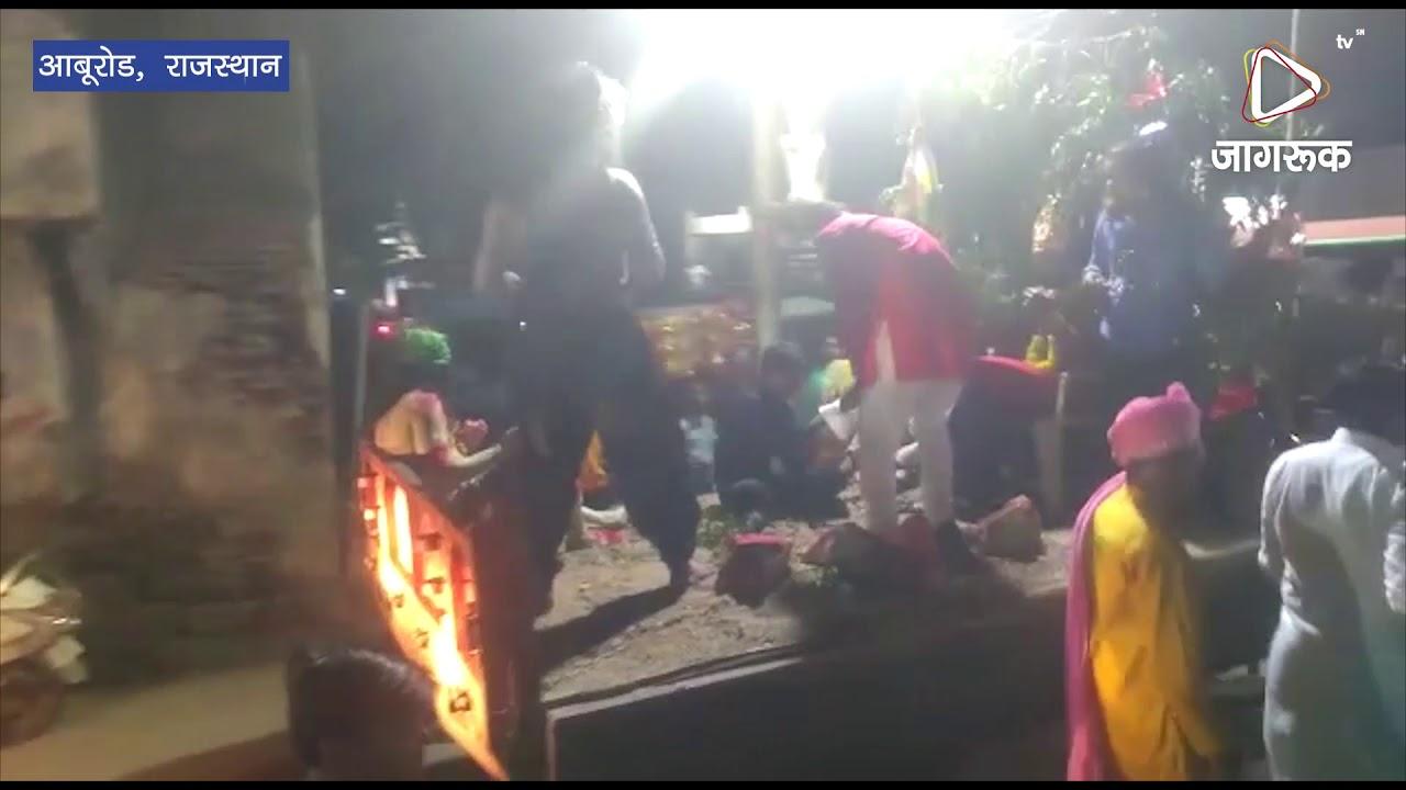 आबूरोड : रामदेव जयंती पर निकली शोभायात्रा