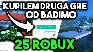 Kupiłem 2 gre ASIMO i BADCC ! - ROBLOX #30