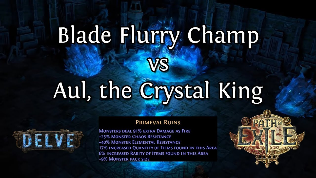 Path of Exile Legion League Challenge Guide: Defeat Delve