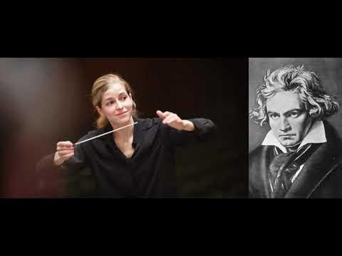 Karina Canellakis conducts Beethoven - Symphony No. 5 (2018)
