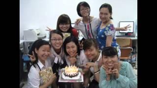 Sinh nhật tháng 07 của các thành viên iNET