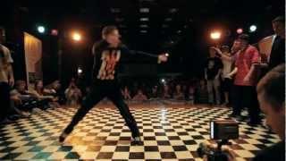 Finał Sami Swoi 2012: South BBoys Front vs Masons Kingz