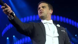 ROBBIE WILLIAMS - Swing Supreme - Düsseldorf 08/05/2014