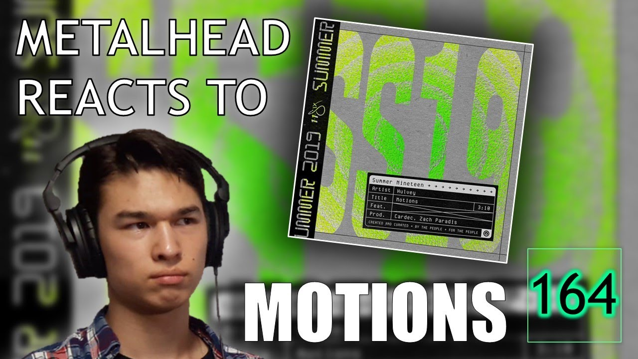 """Download METALHEAD REACTS TO HIP-HOP: Hulvey - """"Motions"""" (Audio)"""