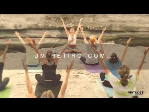 Retiro Meditação e Yoga  - 3 Virtudes