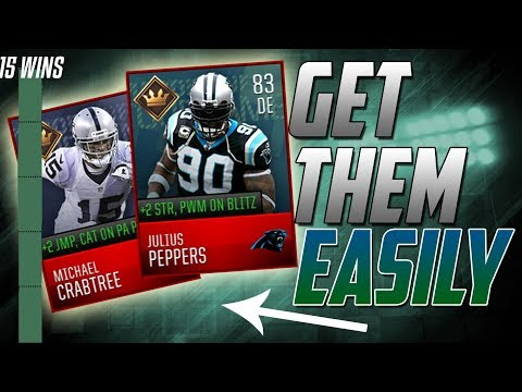 GET THE MOST TICKETS AND DO WELL IN TOURNAMENTS!-Madden Mobile 18