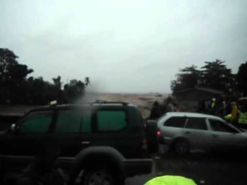Killer flooding @ mataniko river Honiara SI