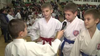 2014 12 12 - Открытый турнир по каратэ (Лобня)