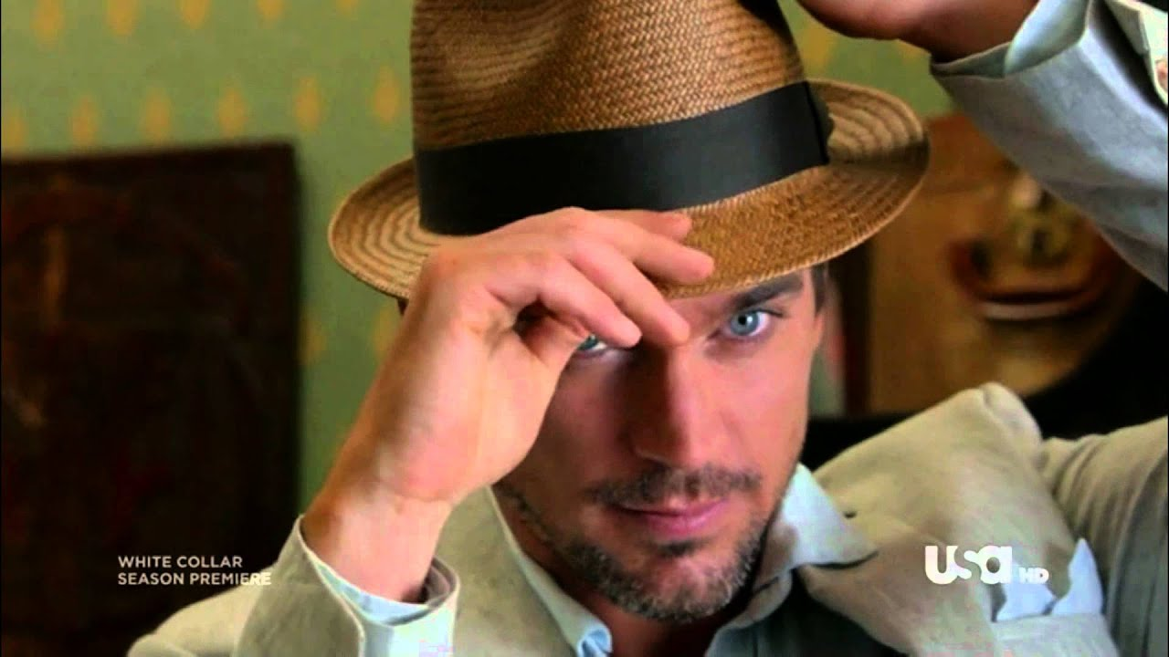 neal caffrey hat trick youtube