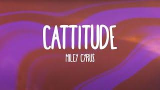 Miley Cyrus - Cattitude (Lyrics) feat. RuPaul
